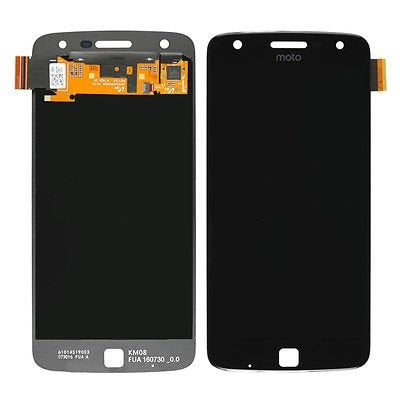 Motorola Moto Z Play LCD+Dig Black - Cell Phone Parts Canada