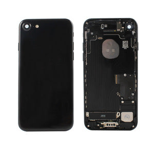 iPhone 7 Housing Black with Small Parts - Cell Phone Parts Canada