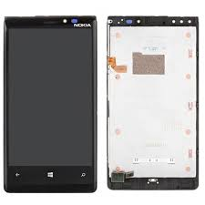 Nokia Lumia 920 LCD with Digitizer and frame