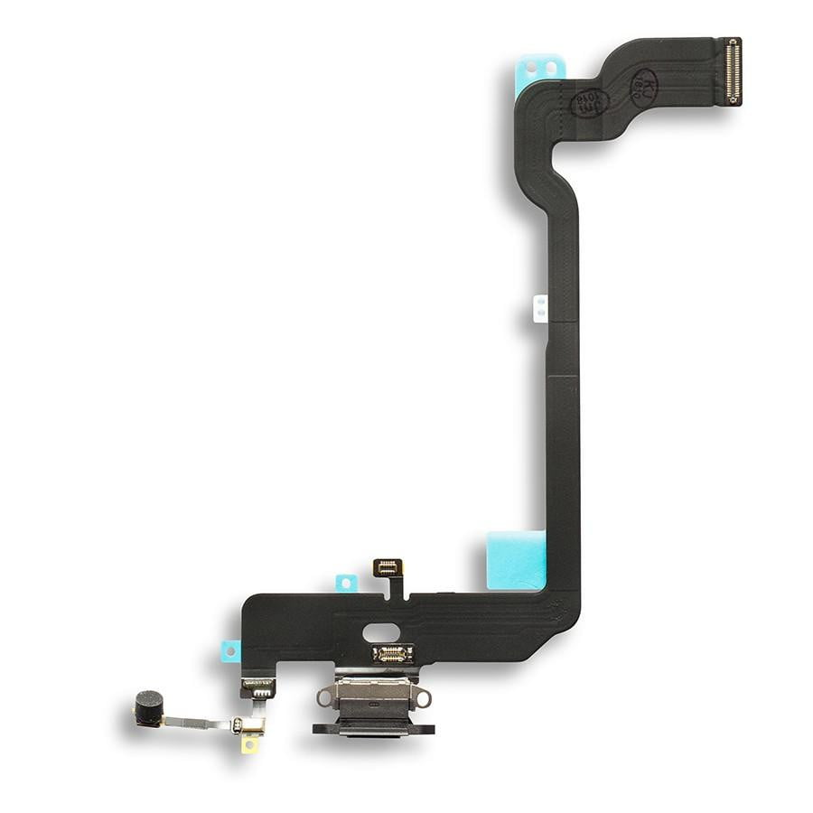 "Charging Port Flex Cable for iPhone XS (5.8"") - Space Gray"