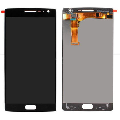 Oneplus Two LCD with digitizer Black - Cell Phone Parts Canada