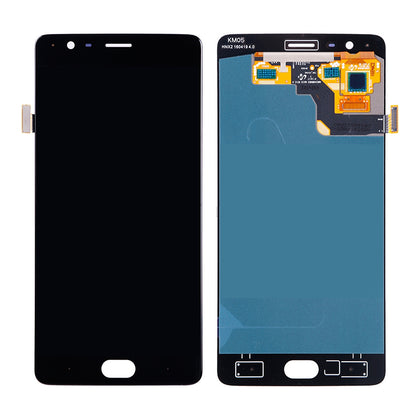 Oneplus Three LCD with digitizer Black - Best Cell Phone Parts Distributor in Canada