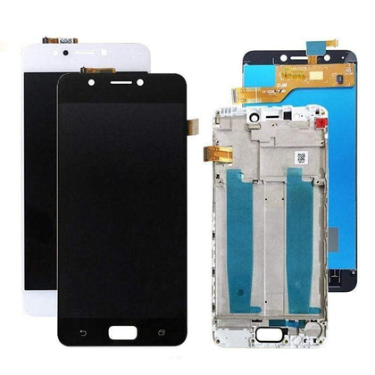Asus ZENfone 4 Max (ZC520KL) LCD & Digitizer Black - Cell Phone Parts Canada