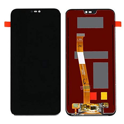 Huawei P20 Lite LCD & Digitizer Black - Cell Phone Parts Canada