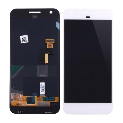 Google Pixel (5.0) LCD Assembly White - Cell Phone Parts Canada