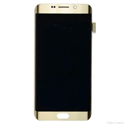 Samsung S6 Edge Plus LCD Assembly Gold - Cell Phone Parts Canada