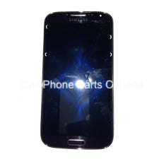 Samsung S4 LCD with Digitizer and Frame Black - Cell Phone Parts Canada