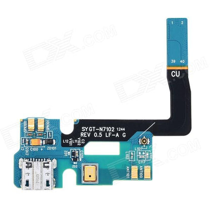 Samsung Note 2 N7000 Charging Port Flex - Best Cell Phone Parts Distributor in Canada