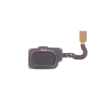 Samsung A8 Fingerprint Sensor Flex Cable Black Ori