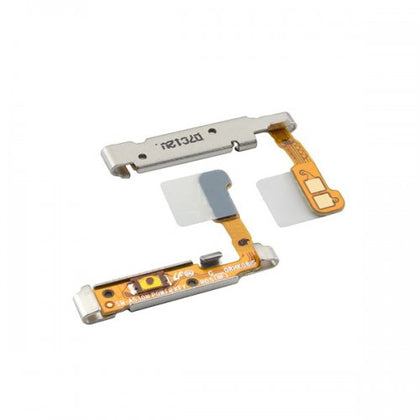 Samsung A8 A5 Power Button Flex Cable With Bracket Ori