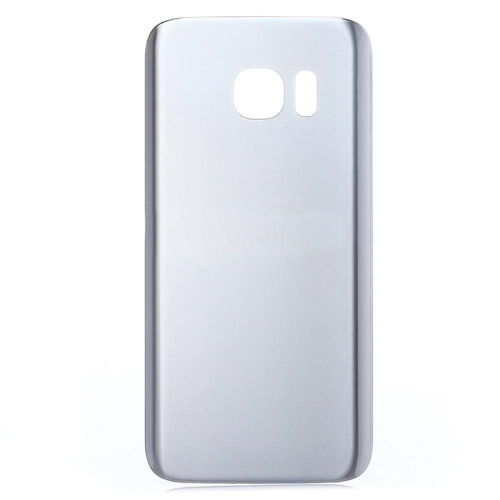 Samsung S7 Back Cover Silver