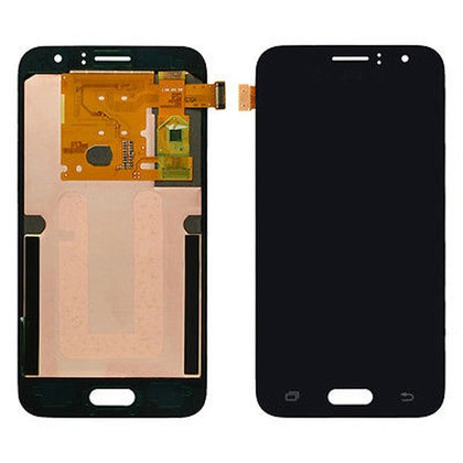Samsung J1 LCD Assembly Black SM-J120 (2016) - Best Cell Phone Parts Distributor in Canada