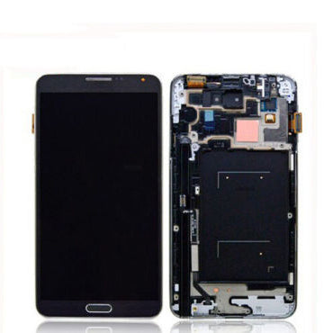 Samsung Note 3 N900W8 LCD+Dig+Frame Black - Best Cell Phone Parts Distributor in Canada