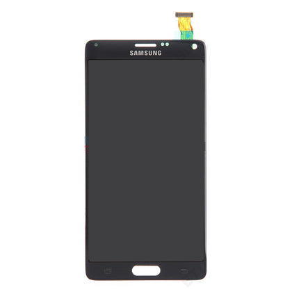 Samsung Note 4 LCD Assembly  Black - Best Cell Phone Parts Distributor in Canada