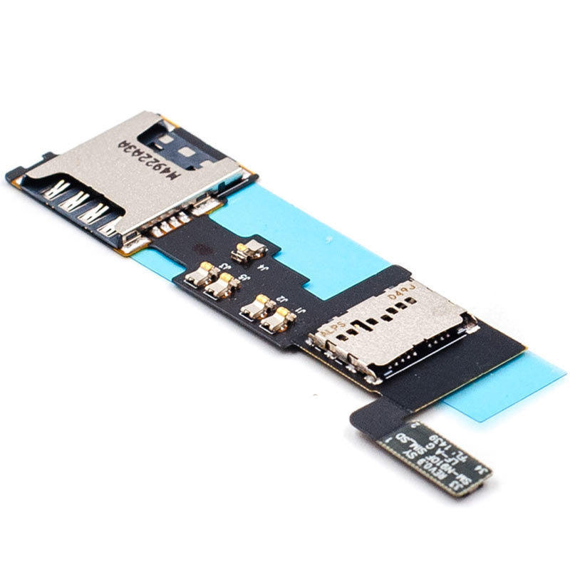 Samsung Note 4 Sim Card adapter with Flex