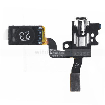 Samsung Note 3 headphone jack Flex - Cell Phone Parts Canada