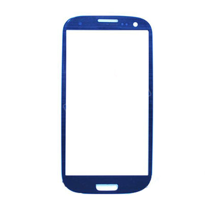 Samsung S3 Digitizer Glass Blue - Cell Phone Parts Canada