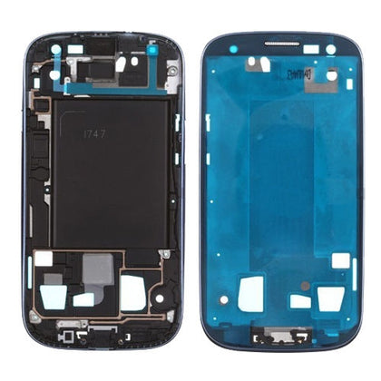 Samsung S3 Mid Frame Black - Cell Phone Parts Canada