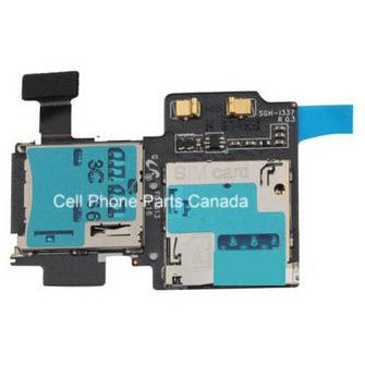 Samsung S4 Sim Card adapttor Flex - Cell Phone Parts Canada