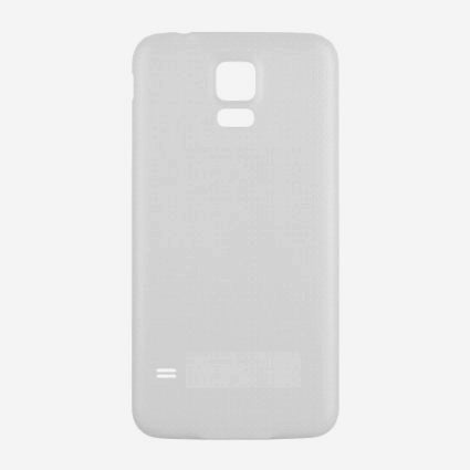 Samsung S5 Back Cover White