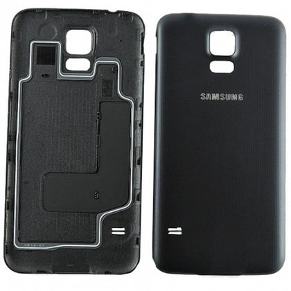 Samsung S5 Neo Back Cover Black - Best Cell Phone Parts Distributor in Canada