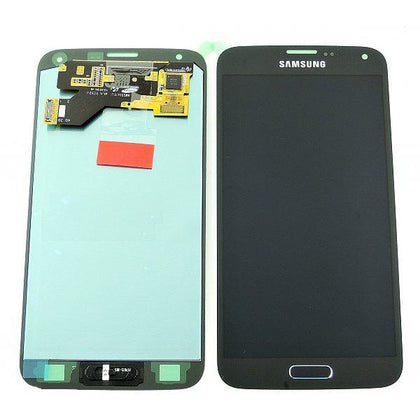 Samsung s5 Neo LCD Assembly Blue - Best Cell Phone Parts Distributor in Canada