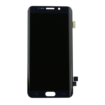 Samsung S6 Edge Plus G928A LCD Assembly Black - Best Cell Phone Parts Distributor in Canada