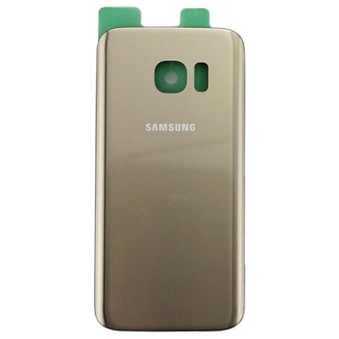 Samsung S7 Back Cover Gold
