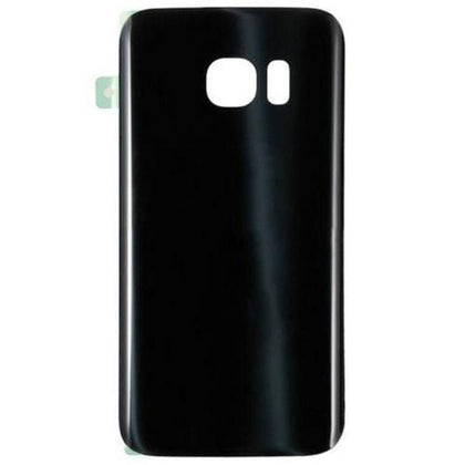 Samsung S7 Edge Back Cover Black - Cell Phone Parts Canada