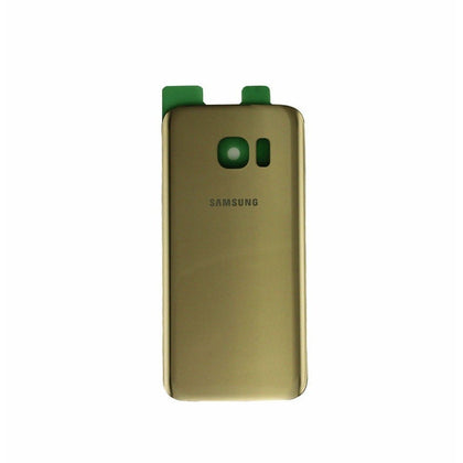 Samsung S7 Edge Back Cover Gold - Best Cell Phone Parts Distributor in Canada