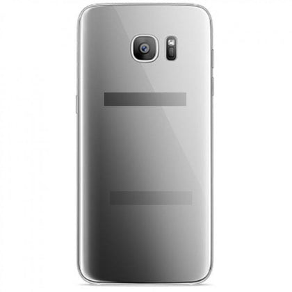 Samsung S7 Edge Back Cover Silver - Cell Phone Parts Canada