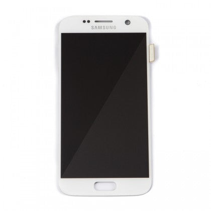 Samsung S7 LCD Assembly White - Cell Phone Parts Canada