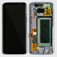Replacement LCD & Digitizer Samsung S9 Plus G965U with Frame Grey - Best Cell Phone Parts Distributor in Canada