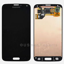 Samsung S5 LCD with Digitizer Black - Cell Phone Parts Canada
