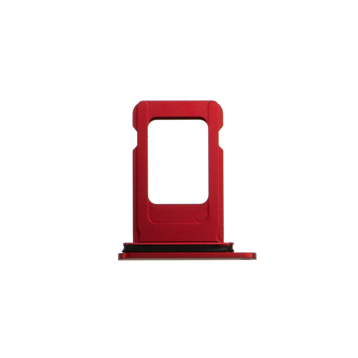 iPhone XR Sim Card Tray Red