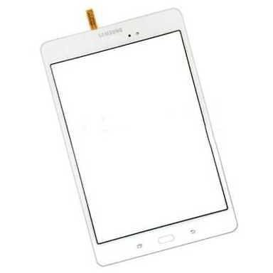 Samsung Tab A 8.0 T350 Digitizer White - Cell Phone Parts Canada