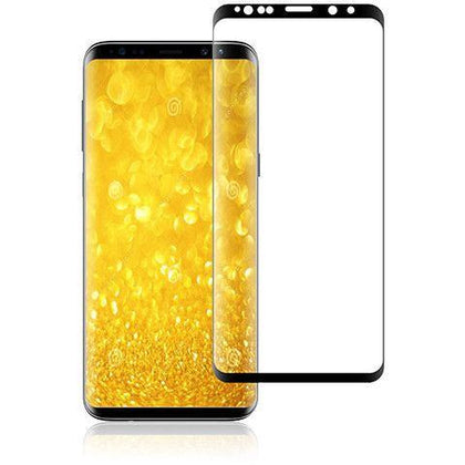Full Glass  Curved tempered Glass Samsung  S8 Plus - Cell Phone Parts Canada