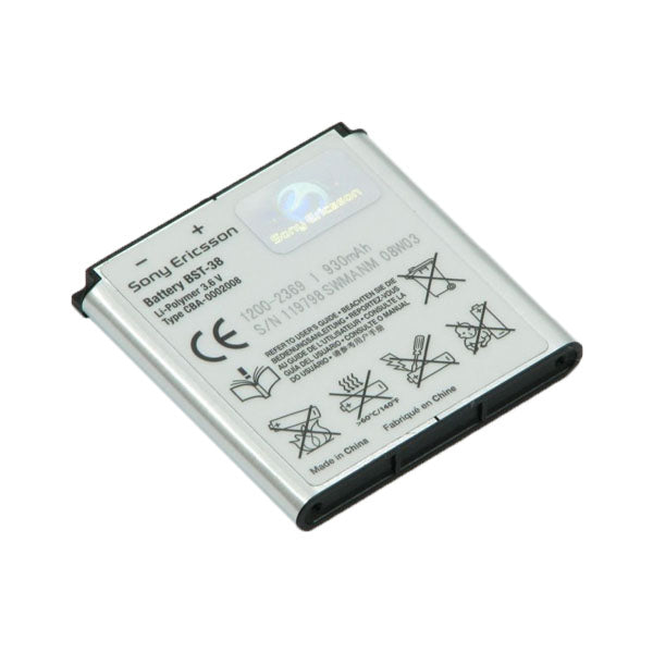 Battery Sony BST-38