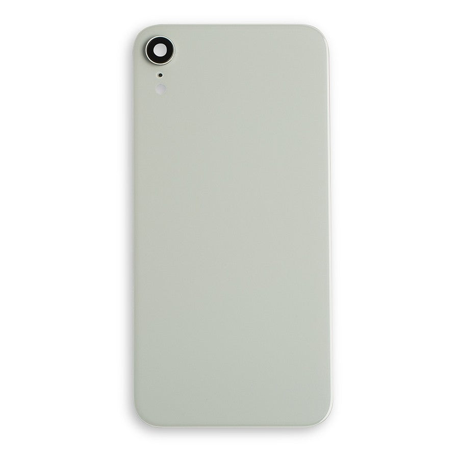 iPhone XR Back Cover White
