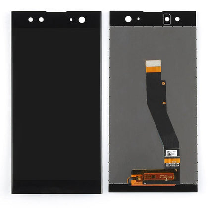 Sony XA2 Ultra LCD & Digitizer Black (H3223) - Cell Phone Parts Canada