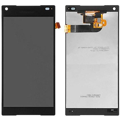 Sony Z5 mini LCD Assembly Black - Cell Phone Parts Canada