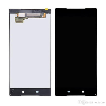 Sony Z5 Premium LCD+ Digitizer Black - Cell Phone Parts Canada