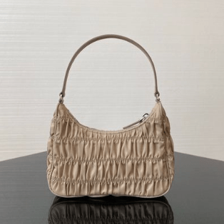 Beige Aria Bag