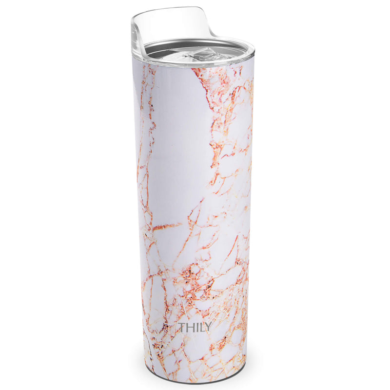 THILY_skinny_tumbler_22_oz_lid_gold_marble