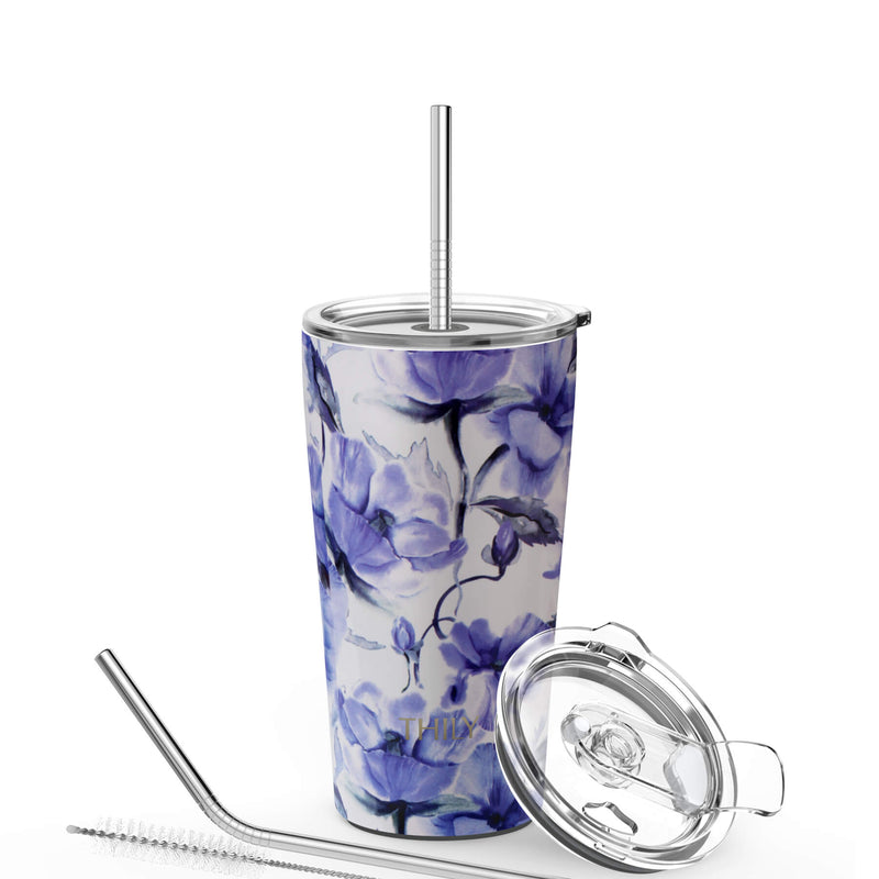 Travel Tumbler | 20 oz | Iridaceae