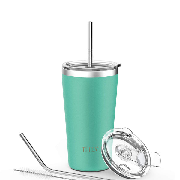 Travel Tumbler | 20 oz | Matte Teal