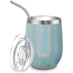 THILY_T2_wine_tumbler_sliding_lid_straw_glitter_light_blue