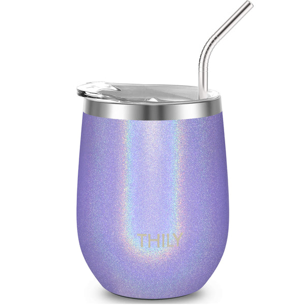 THILY_T2_wine_tumbler_straw_glitter_lavender