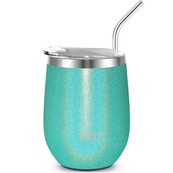 THILY_T2_wine_tumbler_straw_glitter_teal