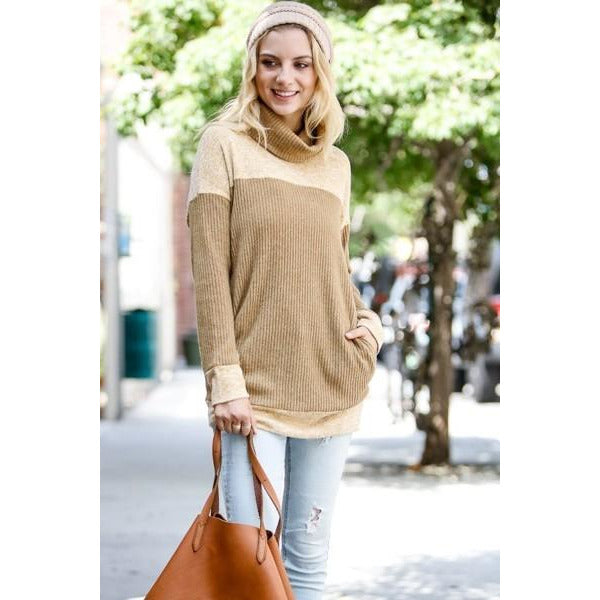 Cozy & Soft Long Sleeve Top